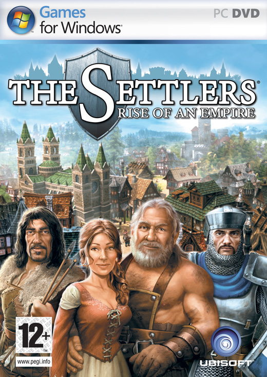 SETTLERS 6 RISE OF AN E PC