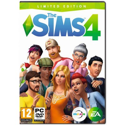THE SIMS 4 LIMITED EDITION - PC