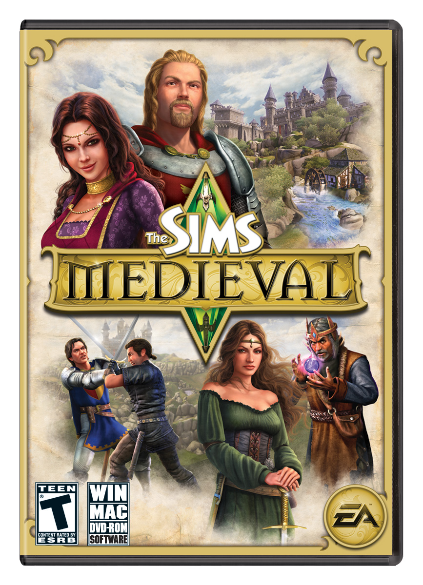 THE SIMS MEDIEVAL (CE) PC