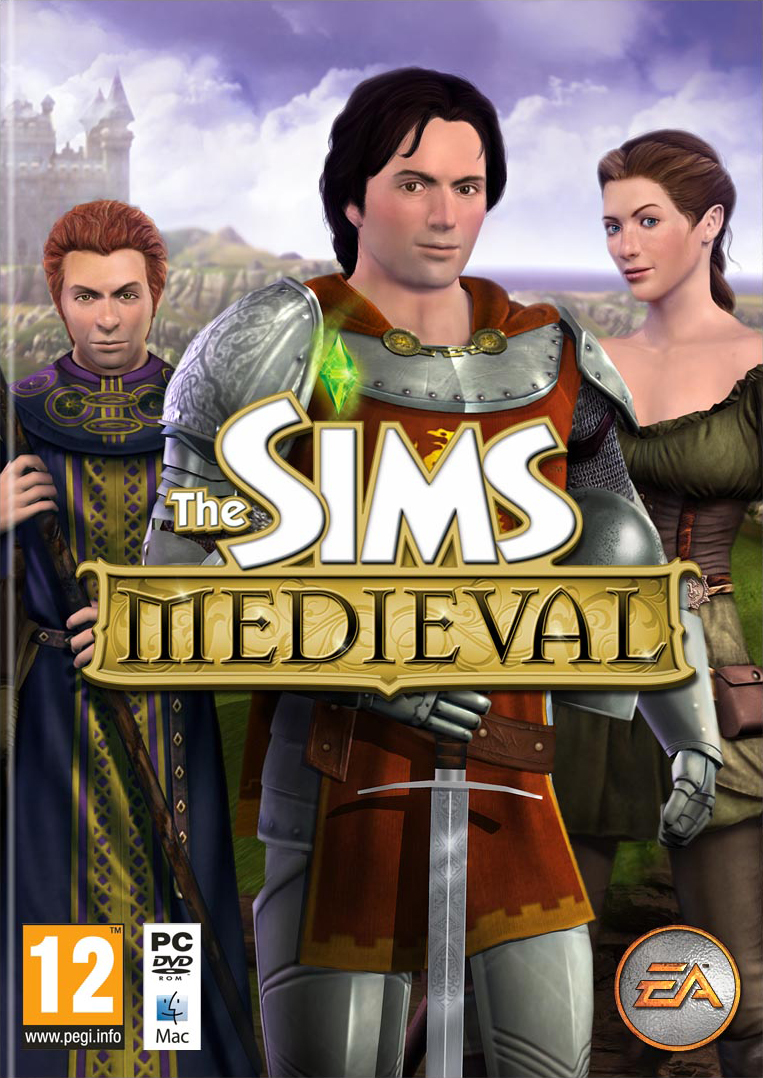 THE SIMS MEDIEVAL (LE) PC