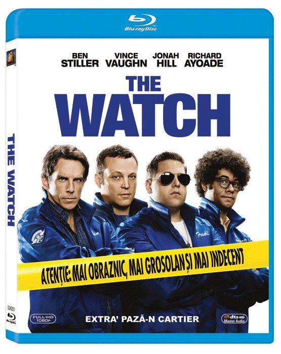 THE WATCH aka NEIGHBORHOOD WATCH BR