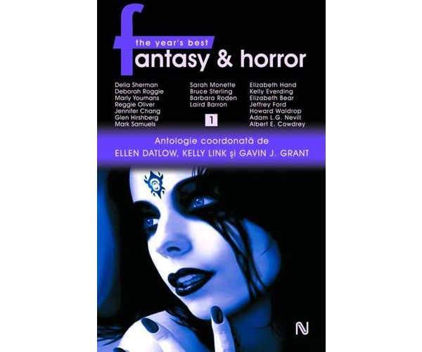 The Year S Best Fantasy And Horror, Vol 1, Ellen Datlow, Kelly Link, Gavin Grant