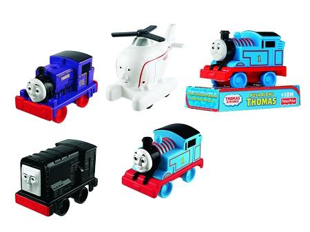 Thomas locomotive hai la joaca