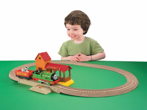 Thomas Set joaca Percy/Colin