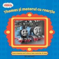 Thomas ,  Thomas Si Motorul Cu Reactie, Disney