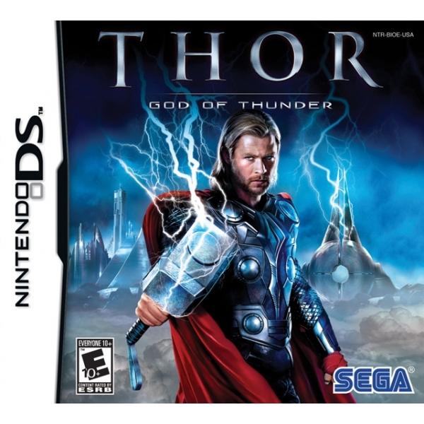 THOR: GOD OF THUNDER  - DS