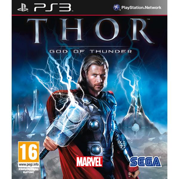 THOR: GOD OF THUNDER  - PS3