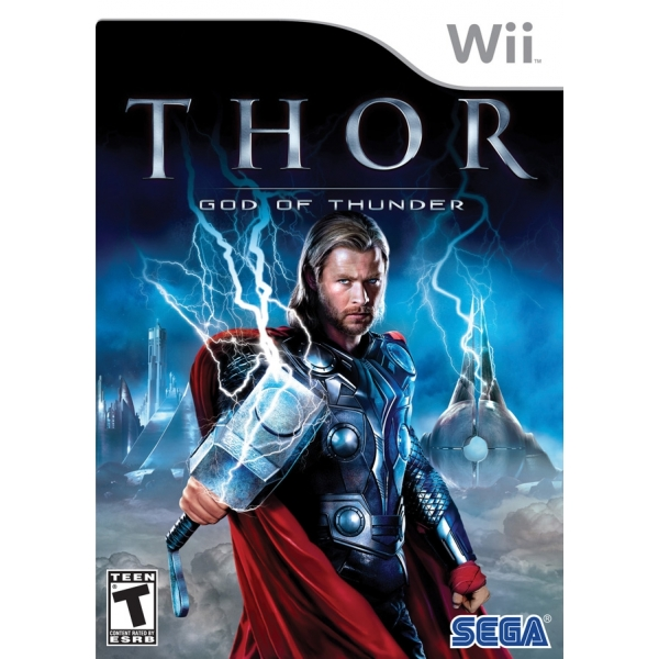THOR: GOD OF THUNDER  - WII