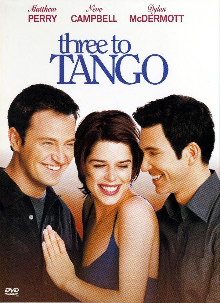 THREE TO TANGO COMEDIE-1999