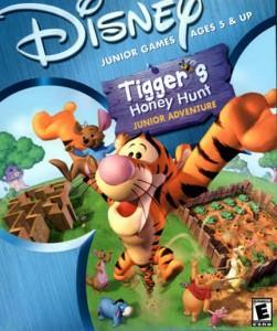 TIGGER HONEY HUNT ACTION GAME PC