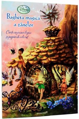 Tinkerbell, bagheta magica a zanelor - Disney