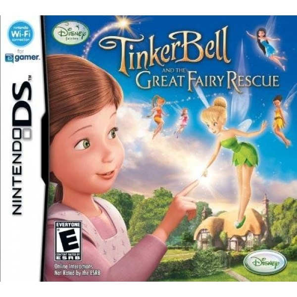 TINKERBELL 3: GREAT FAI DS