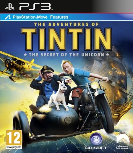 TINTIN - PS3