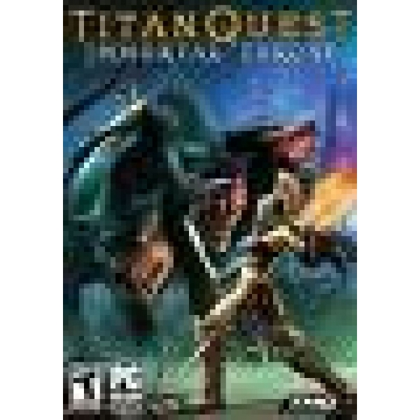 TITAN QUEST: IMMORTAL T PC