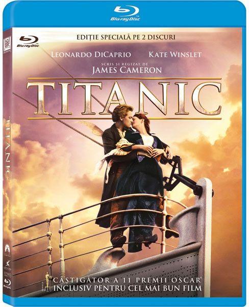 TITANIC (Restored - 2 discuri)-TITANIC (