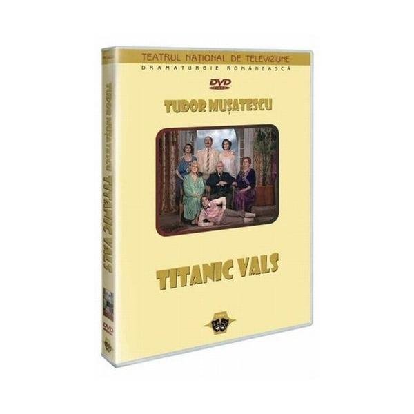 TITANIC VALS DVD