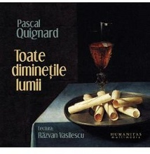 Toate diminetile lunii 2 cd\'s - Pascal  Quignard