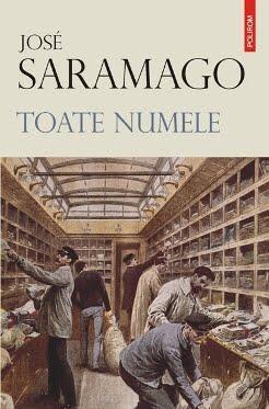 Toate Numele (Cartonat), Jose Saramago