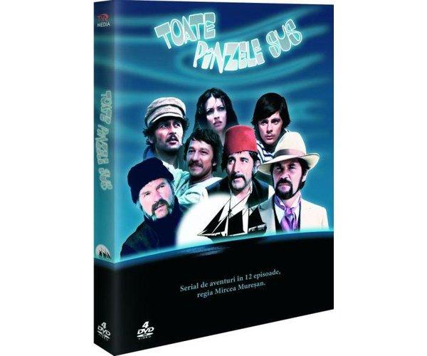 TOATE PANZELE SUS SET - 4 DVD-uri