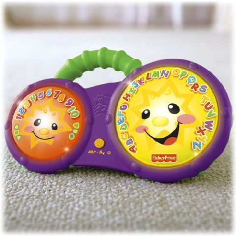 Tobe bongo,Fisher Price
