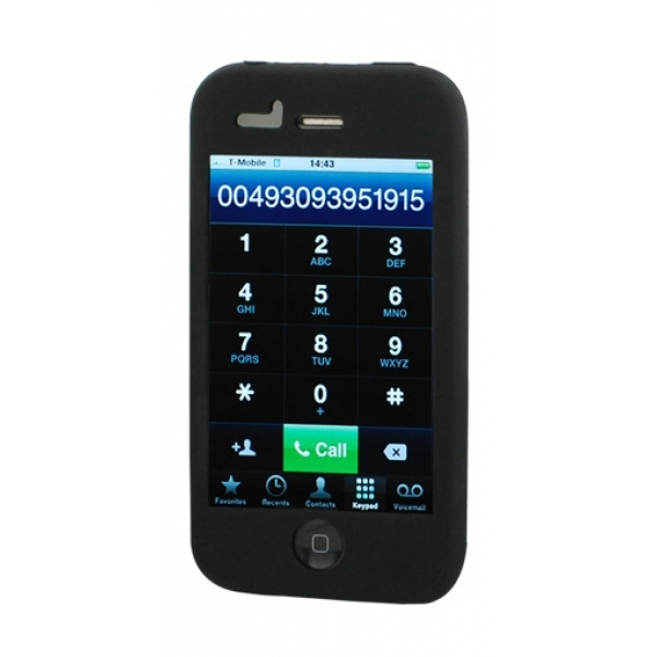 Toc de piele pentru iPh one 3G/3GS