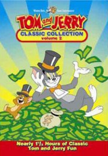 TOM & JERRY CLASSIC COLLECTION 2