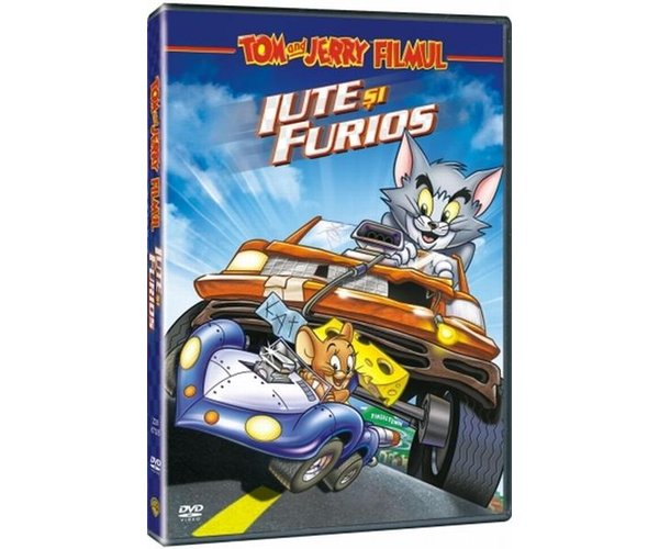 TOM & JERRY: CEL IUTE S TOM & JERRY:THE FAST AN
