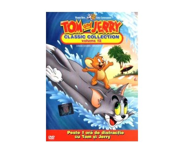 TOM & JERRY CLASSIC COLLECTION 12