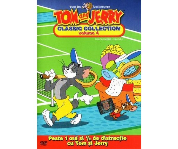 TOM & JERRY CLASSIC COLLECTION 4