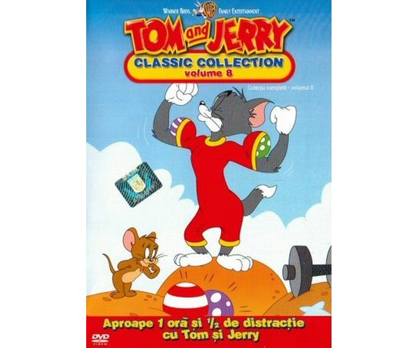 TOM & JERRY CLASSIC COLLECTION 8