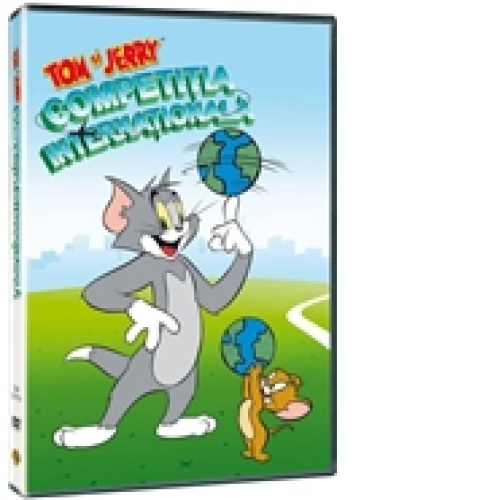 TOM & JERRY: COMPETITIA TOM & JERRY: GLOBAL GAM