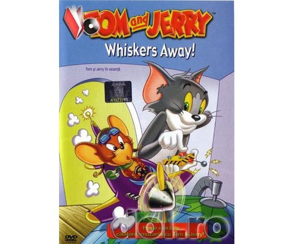 TOM & JERRY IN VACANTA TOM & JERRY: WHISKERS A