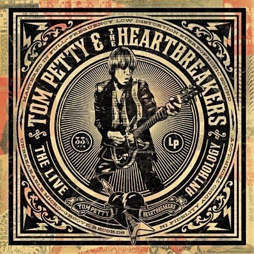 TOM PETTY&THE HEARTBREA LIVE DVD