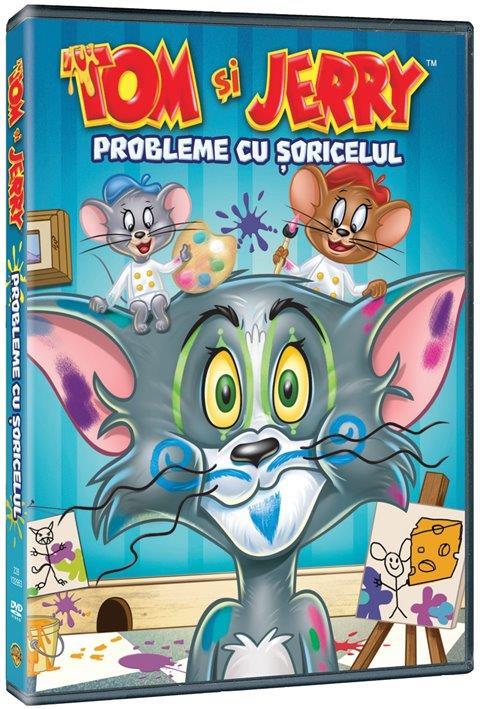 TOM SI JERRY-PROBLEME CU SORICELUL