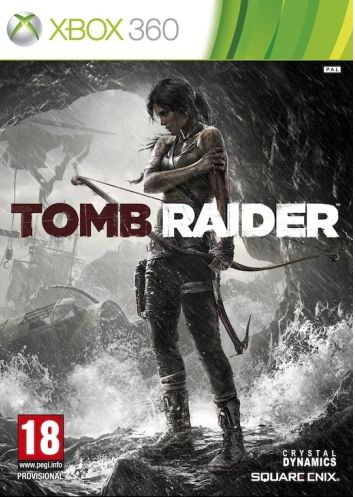 TOMB RAIDER - XBOX360