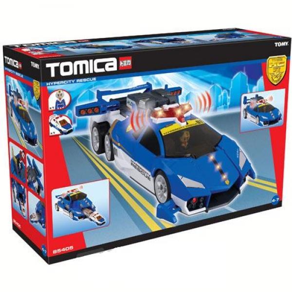 TOMICA Vehicul lansator al politiei