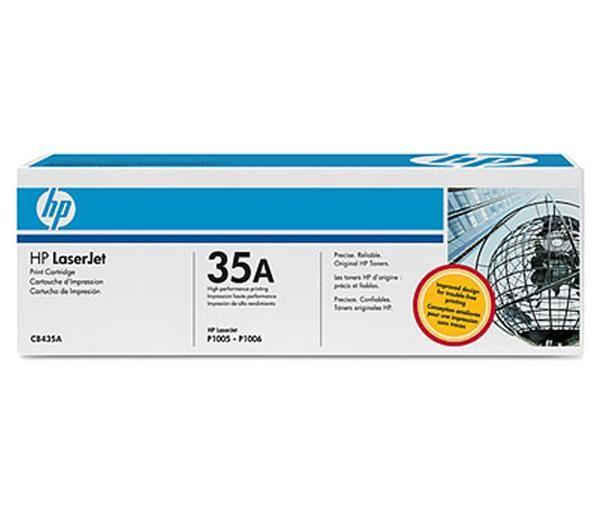Toner HP CB435A - 35A
