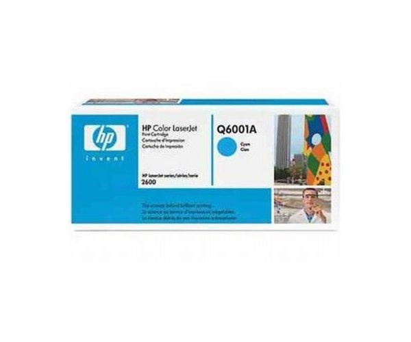 Toner HP cyan Q6001A pt.HP2600 2000pg