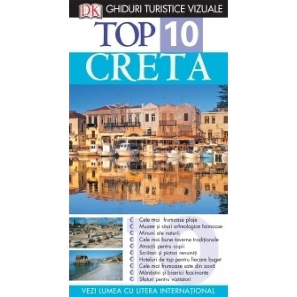 TOP 10 GHID TURISTIC CRETA