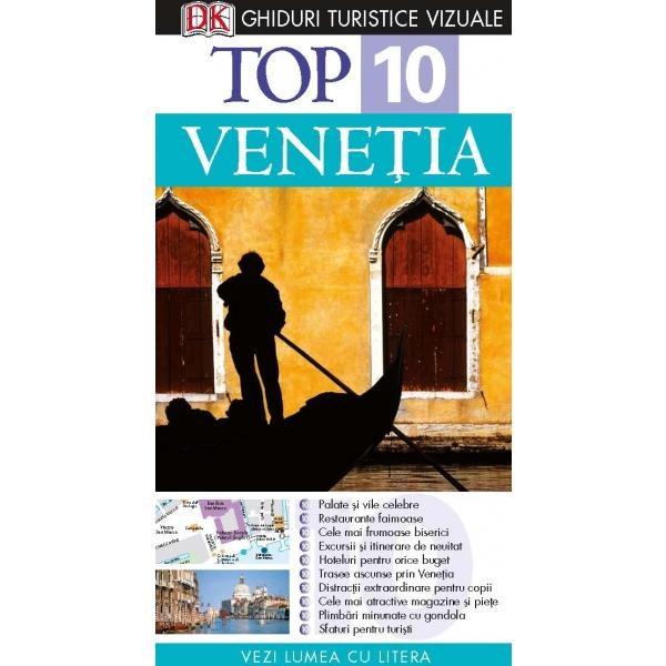 TOP 10 VENETIA GHID TURISTIC VIZUAL