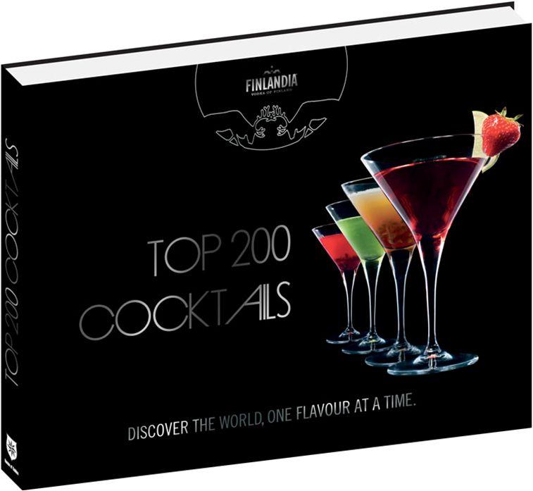 TOP 200 COCKTAILS FLEXIBILA