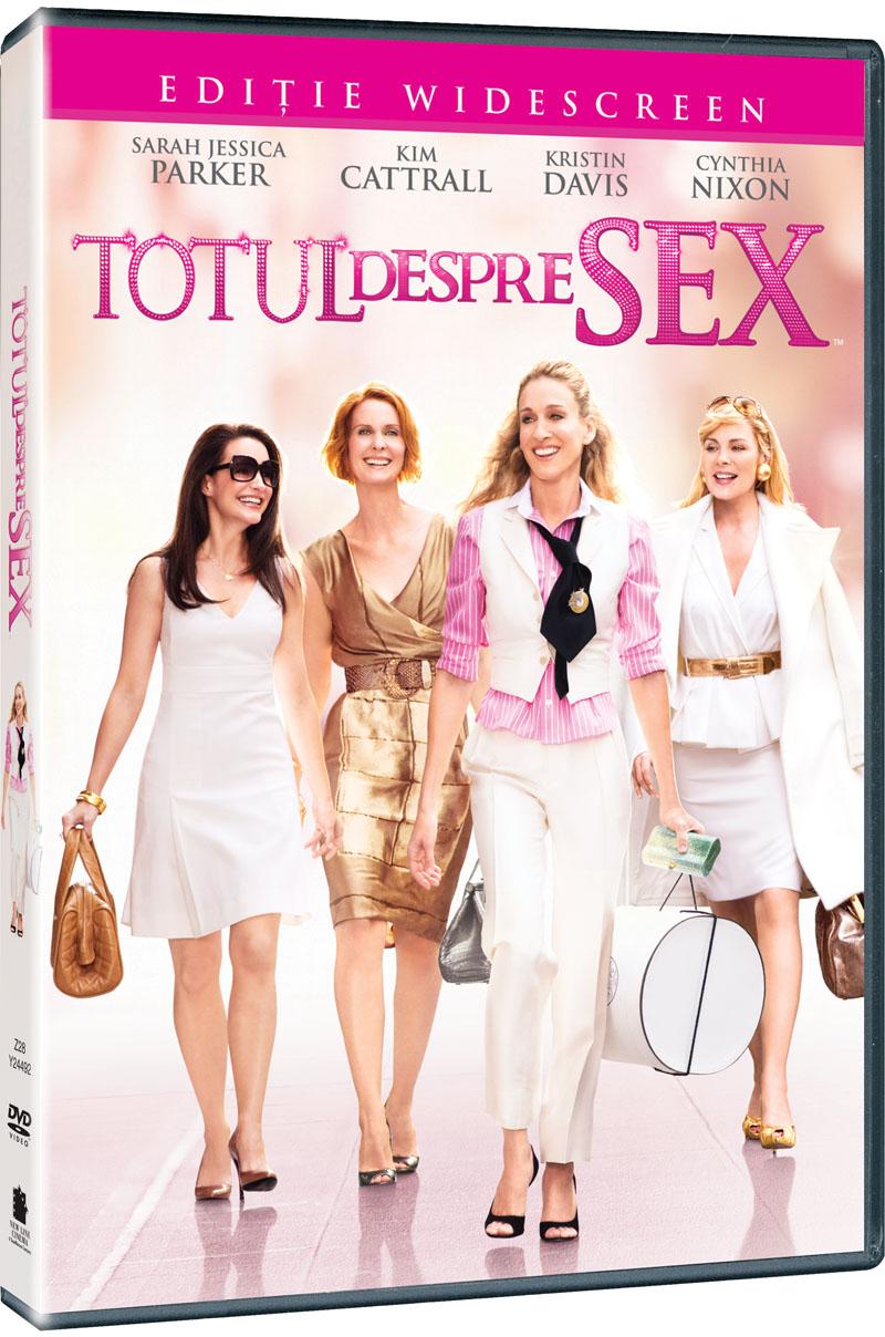 TOTUL DESPRE SEX 2 SEX AND THE CITY 2