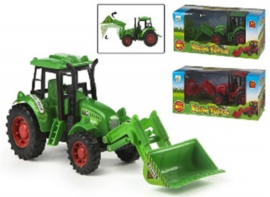 Tractor ColorBaby,excavator,frictiune