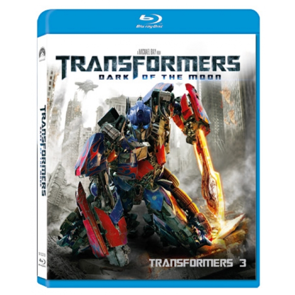 TRANSFORMERS 3 (BR) - TRANSFORMERS: DARK OF THE MOON (BR)
