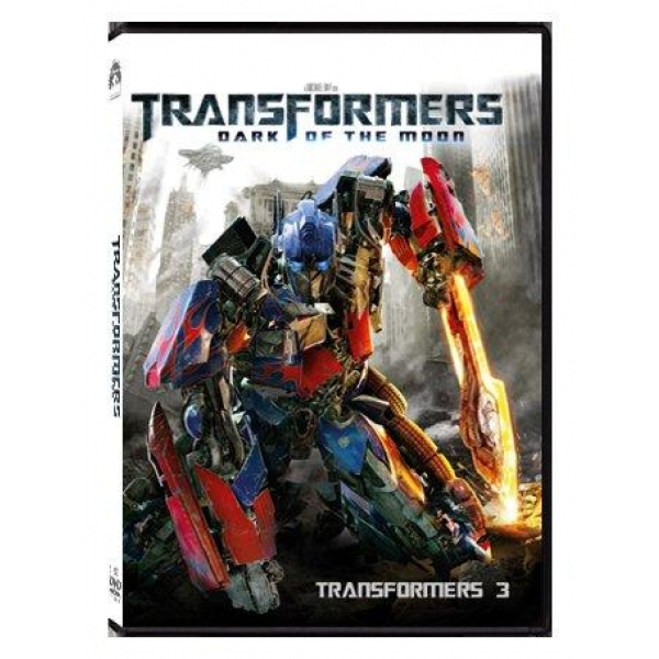 TRANSFORMERS 3 - TRANSFORMERS: DARK OF THE MOON