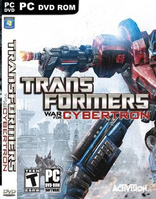 TRANSFORMERS CYBERTRON PC