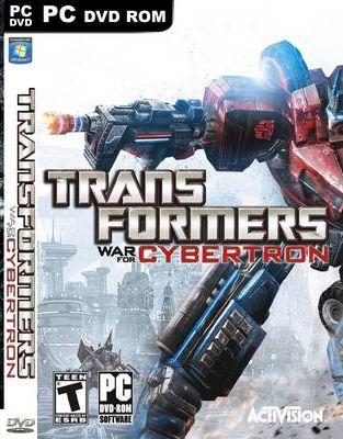 TRANSFORMERS CYBERTRON PC