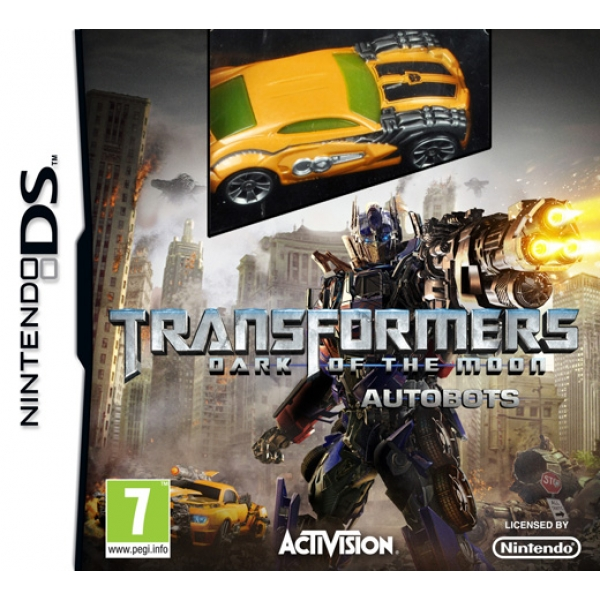 TRANSFORMERS DARK OF THE MOON AUTOBOTS - DS