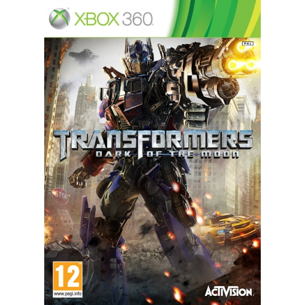 TRANSFORMERS DARK OF THE MOON - XBOX360