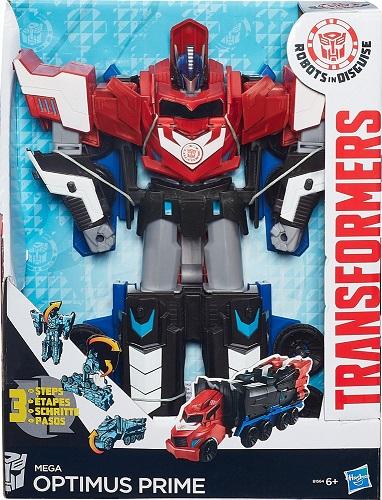 Transformers-Figurina Optimus Prime